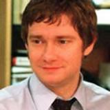 better actor john krasinski vs martin freeman office