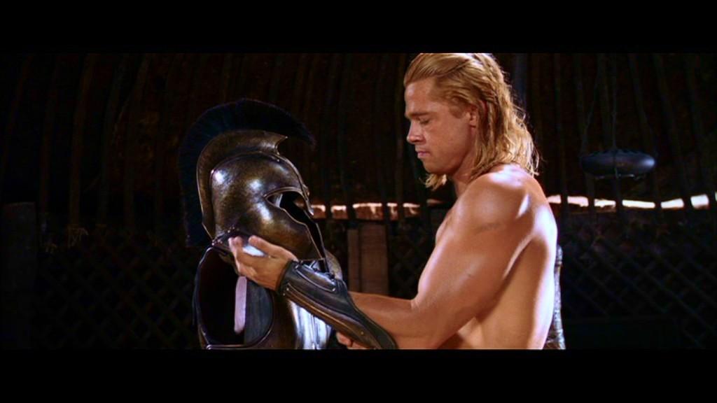 Achilles Brad Pitt Troy do you like Brad Pitts