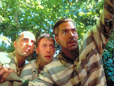 The film 'O' Brother, Where Art Thou' is based on which epic story?