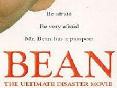 Who is the actor who stared and created 'Bean'?