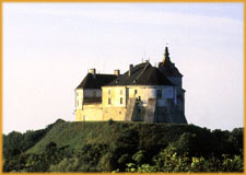 Where can wewe find the Olesko castle?