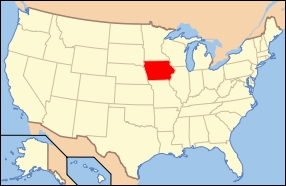 State Capitals: The capital of Iowa is...