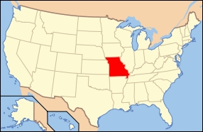 State Capitals: The capital of Missouri is...