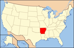 State Capitals: The capital of Arkansas is...