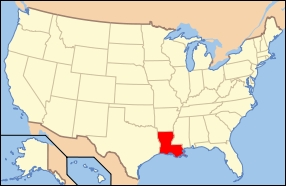 State Capitals: The capital of Louisiana is...