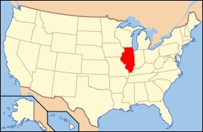 State Capitals: The capital of Illinois is...