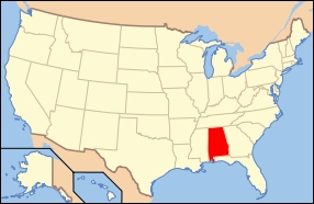 State Capitals: The capital of Alabama is...