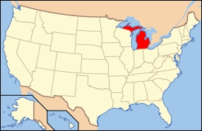 State Capitals: The capital of Michigan is...