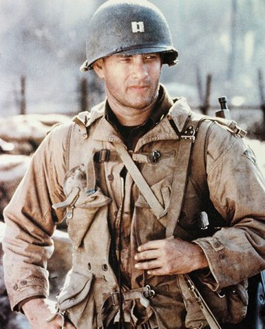 "Who was not in ""Saving Private Ryan"" ?"