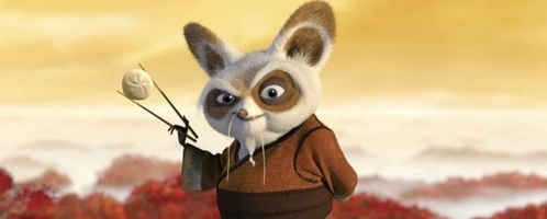 What species is Master Shifu?
