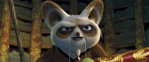 Who provides the voice for Master Shifu?