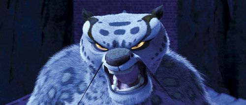 Who provides the voice for Tai Lung?