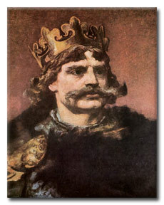 Who was first King of Poland?