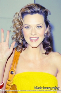 What is Hilarie's mom's name?