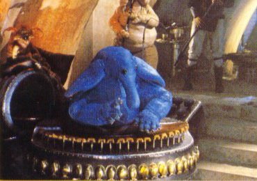 What race is Max Rebo of the Max Rebo Band (which played famously for Jabba the Hutt)?