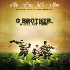 Which character is not one of the escapees that seek buried treasure in 'O Brother, Where Art Thou?""