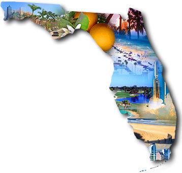 Who named Florida?