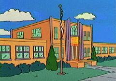 What is Springfield Elementary School's mascot?