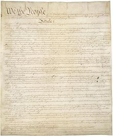 Which state was last to ratify the United States Constitution?