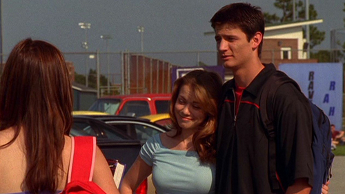 What did Brooke first think about Nathan and Haley getting married?