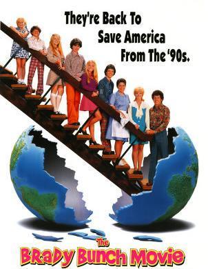 Who played Carol Brady in the movie 'The Brady Bunch Movie'?
