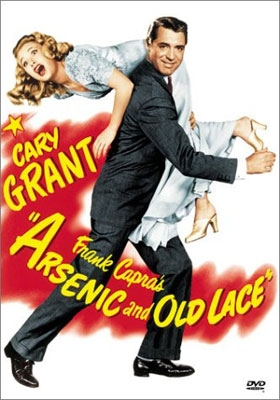 In 'Arsenic and Old Lace,' Cary Grant plays a newlywed whose long-lost brother returns unexpectedly. Which actor does the brother resemble?
