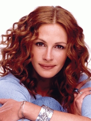 What is the name of the real-life person that Julia Roberts won an Oscar for portraying?
