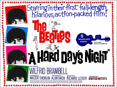 How many Oscars was A Hard Day's Night nominated for?