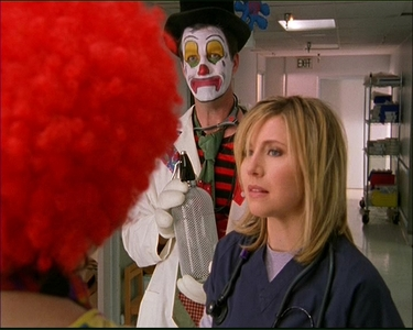 Who was a Clown For Elliot?
