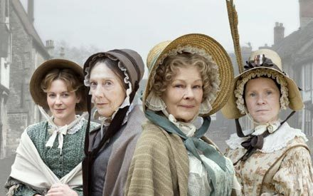 Which of Elizabeth Gaskell's works is the mini-series 'Cranford' NOT adapted from?