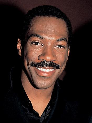 What movie stared Eddie Murphy and was directed by Wes Craven?