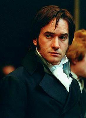 Before he played Darcy in 'Pride and Prejudice,' what British period film did Matthew Macfadyen estrella in?