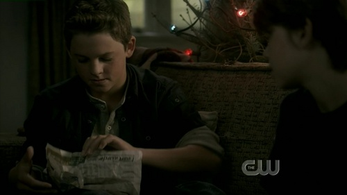 What did wee!Sammy give wee!Dean for navidad in AVSC?