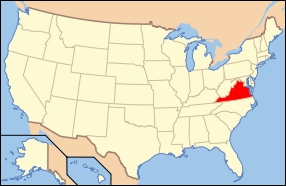 State Capitals: The capital of Virginia is...