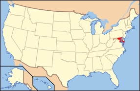 State Capitals: The capital of Maryland is...