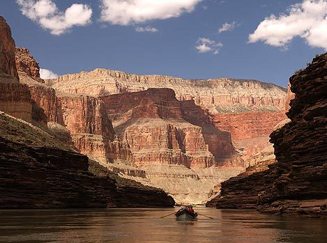 American Places: The Grand Canyon can be found in the northern part of this state...
