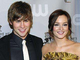 We all know that Blair and Nate are on again off again lovers on gossip girl, but are Leighton and Chace dating off set?