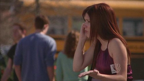 """From which episode is this Luca's quote: """"There's this other girl, anda might know her, her name is Brooke Davis, and I am completely in Cinta with her. ...""""?"""