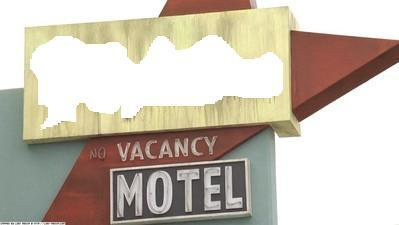Which of the following hotels/motels NEVER appeared in Lost?