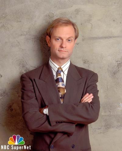 David Hyde Pierce, who plays Niles, provdided the voice for which Disney character?