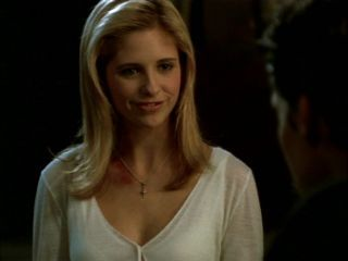 What did ángel give Buffy for her 18th birthday?