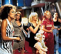 Who is the director of the film Spiceworld: The Movie?