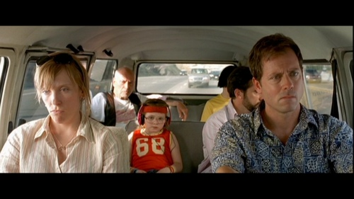 Who was NOT nominated for an Oscar for their role in Little Miss Sunshine?