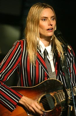 What is the only episode that a singer Aimee Mann spoke at the Bronze?