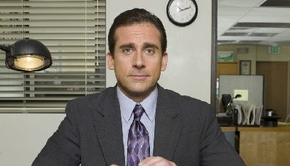 What is Michael Scott&#39;s middle name?