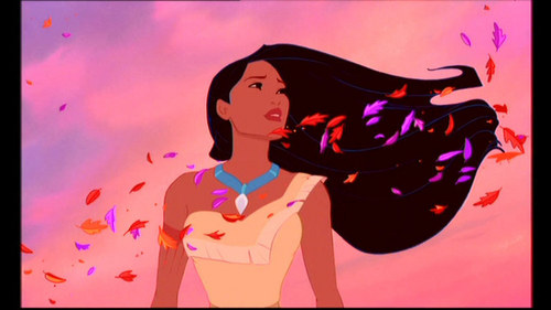 Where did Pocahontas take place?