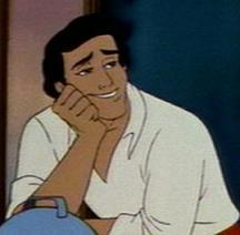 How old is prince Eric in the movie?