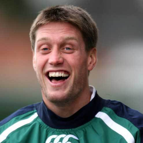 Were was Ireland's Fly-Half Ronan O'Gara born?