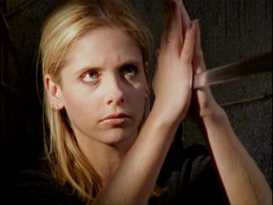"Pop Culture: On which TV mostra did a character ask, ""What would Buffy do""?"