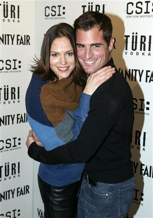 True or False: Jorja Fox and George Eads were both fired from the show?